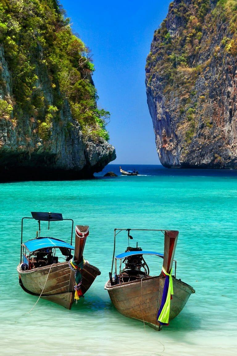 Phuket island phi phi
