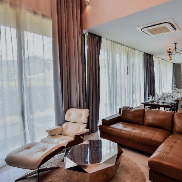 Hotel Kamala Beach 3 bedroom villa 1
