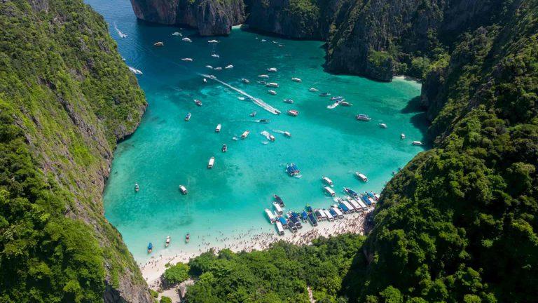 Phi Phi Ialand Maya Bay
