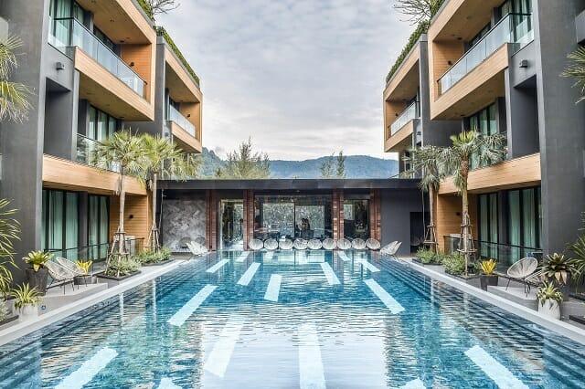 Kamala Beach Glam Habitat Hotel