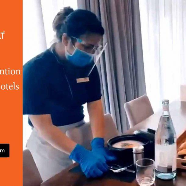 호텔을위한 COVID-19 예방 지침