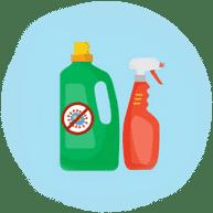 Reinigungsgeräte waschen