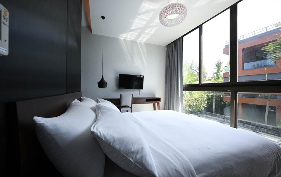 Suite mit 2 Schlafzimmern